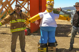 MythBusters - The Simpsons Special - Guest Star Al Jean