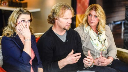 Sister Wives - Robyn - Behind The Scenes