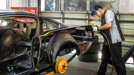 Misfit Garage - Furious '65 Fastback Part I