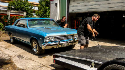 Misfit Garage - Fired Up About A '67 Chevelle
