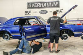 Overhaulin' - James' 1968 Mercury Cougar