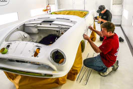 Overhaulin' - Jim's 1965 Sunbeam Tiger