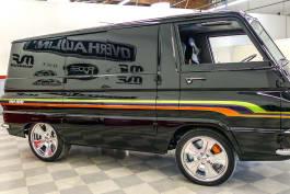Overhaulin' - Tony's 1966 A100 Van