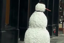 Outrageous Acts of Psych - When Snowmen Attack