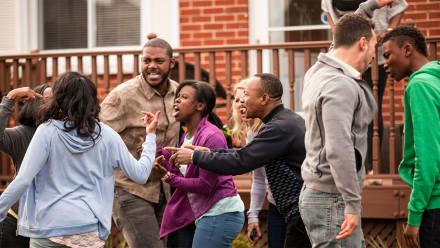 Fear Thy Neighbor - Fatal Family Feud