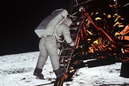 When We Left Earth - Landing the Eagle