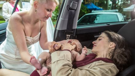 Outrageous Births: Tales from the Crib - Wedding Crasher Baby