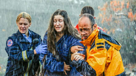 Outrageous Births: Tales from the Crib - Baby in a Hurricane