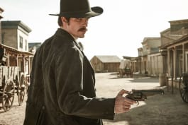Gunslingers - Seth Bullock - Sheriff of Deadwood