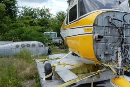 Airplane Repo - Saint Croix Swipe