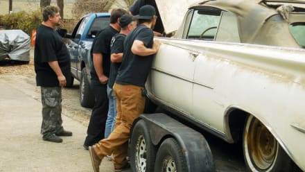 Misfit Garage - Flipped for a '69 Chevy Shortbed, Part II