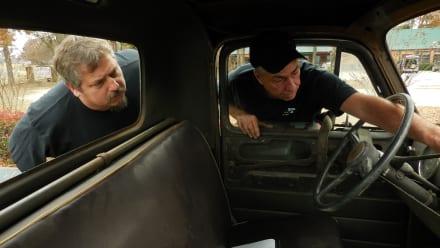 Misfit Garage - A Rusty, Crusty '67 Camaro Part I
