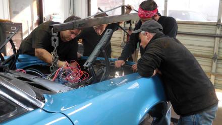 Misfit Garage - A Rusty, Crusty '67 Camaro Part II