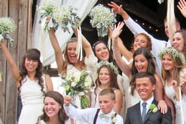 Little People, Big World - Zach and Tori Tie the Knot