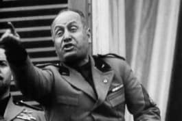 Evolution of Evil - Mussolini: The Father of Fascism