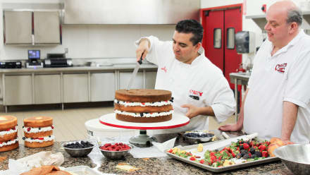 Cake Boss - Naked Fishing