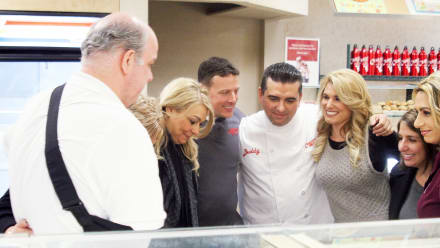 Cake Boss - Everything Old is New Again
