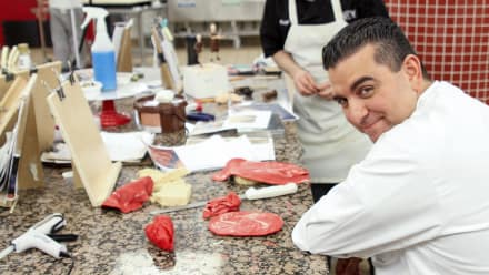 Cake Boss - The Butcher & The Baker