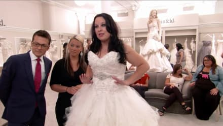 Say Yes to the Dress - Vision Confusion