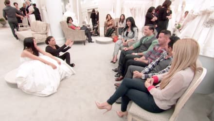 Say Yes to the Dress - A Situation in the Salon - Guest Star Mike The Situation Sorrentino