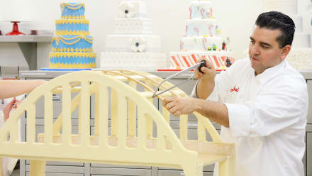 Cake Boss - Bridges, Beaches & Bad News