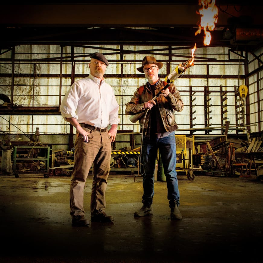 MythBusters on Science