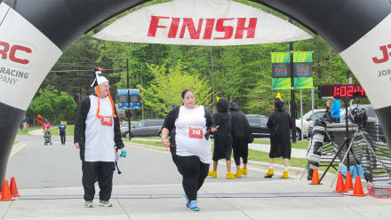 My Big Fat Fabulous Life - 5K Run