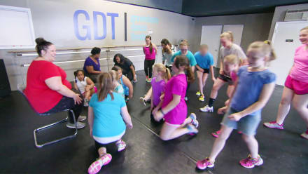 My Big Fat Fabulous Life - Little Big Girl Dance Class