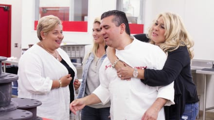 Cake Boss - Lights, Camera, Cake