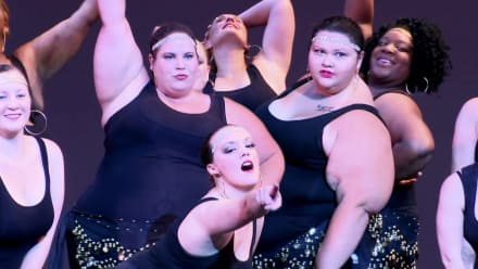 My Big Fat Fabulous Life - Big Girls Summer Showcase