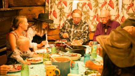 Alaska: The Last Frontier - Olden Days, Olden Ways