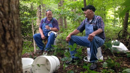 Moonshiners - Trouble Brewing