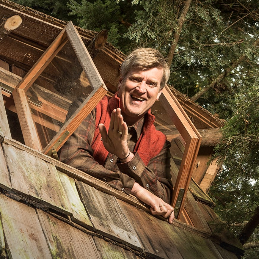 Treehouse Masters