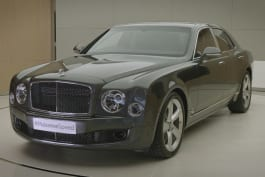 How It's Made: Dream Cars - Bentley Mulsanne