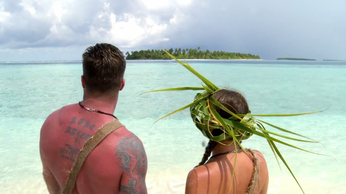 Allison Naked And Afraid island from hell   naked and afraid