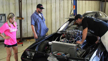 Street Outlaws: New Orleans - List Busters