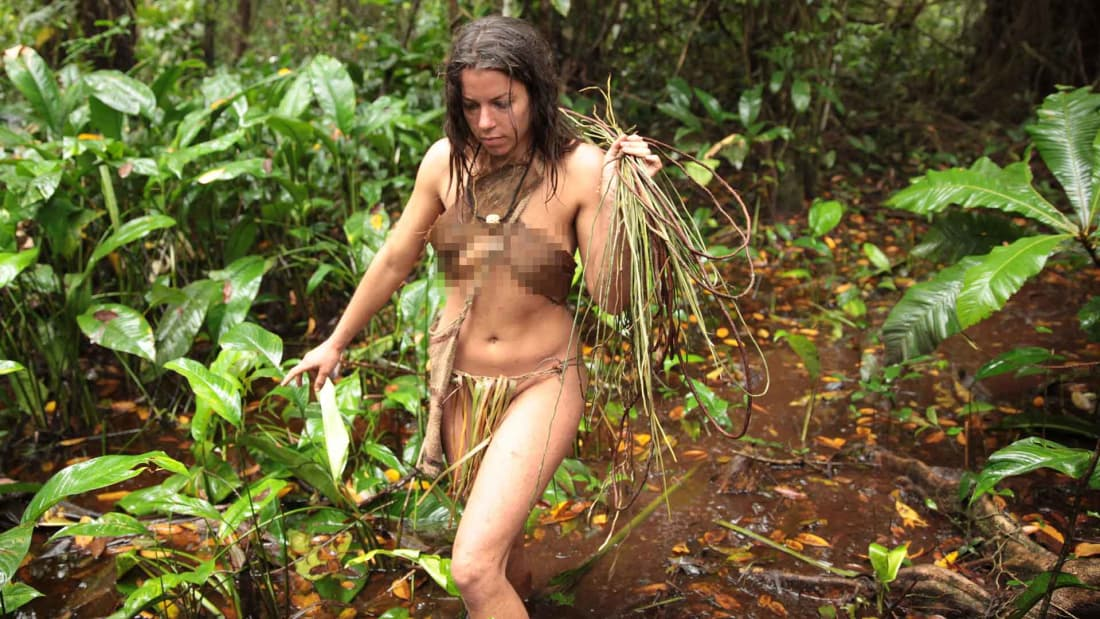 Naked And Afraid Panama
