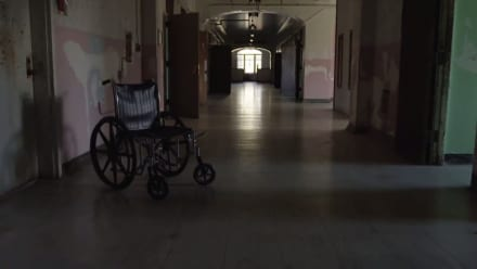 Paranormal Lockdown - Trans-Allegheny Lunatic Asylum