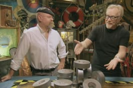MythBusters - Duct Tape: The Return