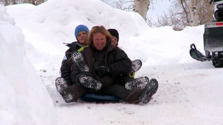 Sister Wives - Sister Wives In Holiday Crisis