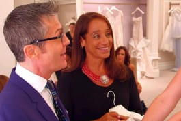 Say Yes to the Dress - You ARE a daredevil! - Guest Star Amy Purdy