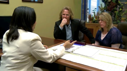 Sister Wives - Infertility & Nesting