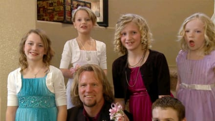 Sister Wives - 4 Wives, 4 Valentines