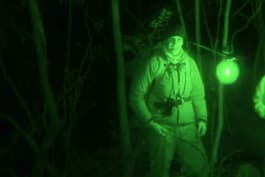 Finding Bigfoot - The Booger Hole