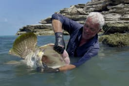 River Monsters - Death Down Under