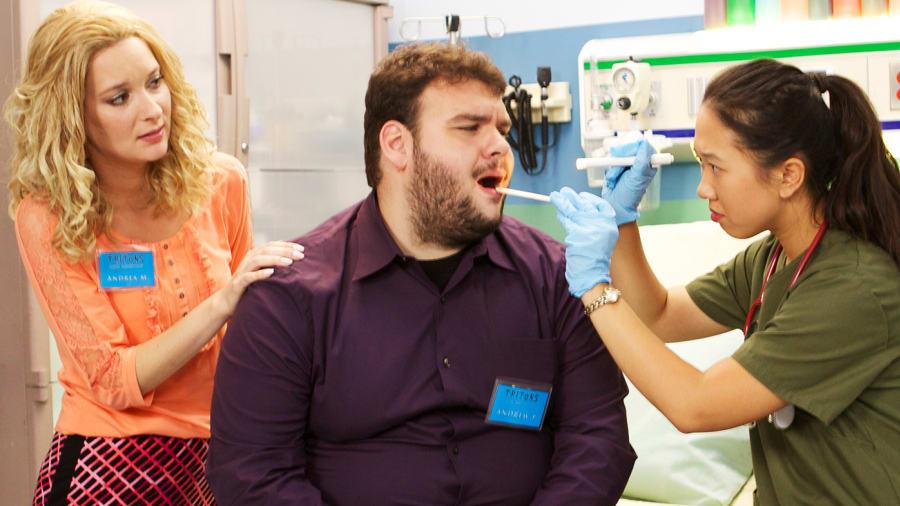 Sex Sent Me to the ER - Zombie Apocalypse