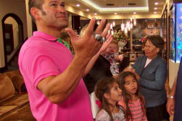 Tanked - Johnny Damon is Expecting the Unexpected