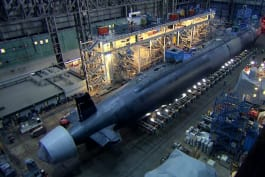 Impossible Engineering - US Navy's Super Submarine