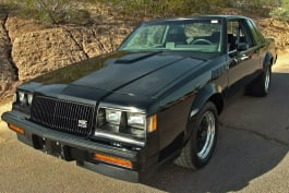 What's My Car Worth? - The GNX - Buick's Last Muscle Car