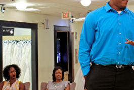 Say Yes to the Dress: Atlanta - A Little Sparkle Goes a Long Way